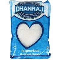 Dhanraj Sulphurless Refined Sugar 1 Kg