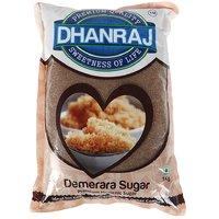 Dhanraj Demerara Brown Sugar 1 Kg
