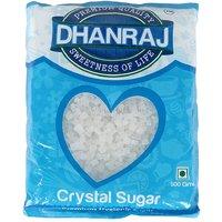 Dhanraj Crystal Sugar, Diamond Cut Mishri, 500 G