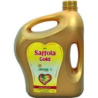Saffola Gold Oil Jar, 5 L