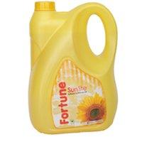 Fortune Sunflower Oil Jar, 5 L