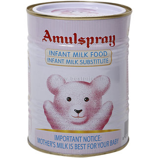 Amul Spray  Infant Milk Food Tin  500 G