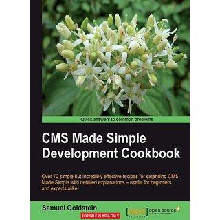 CMS Made Simple Development Cookbook