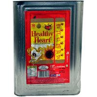 Healthy Heart Sunflower Oil Tin, 15 Kg