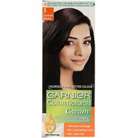 Garnier Color Natural Shade No 3 Hair Colour, 60 Ml + 40 G
