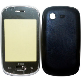 Full Body Housing Faceplate For Samsung Galaxy Star Duos S5282 available at ShopClues for Rs.349