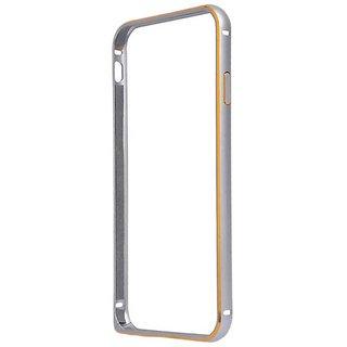 Bumper case for Samsung Galaxy on 5 (SILVER)