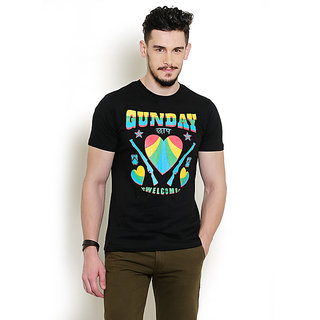 Yepme Gunday Tee - Black