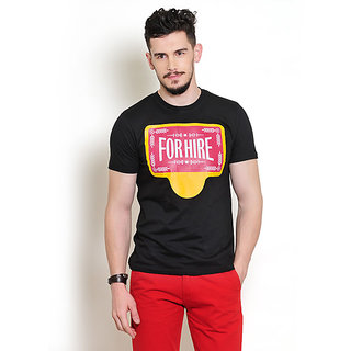 Yepme For Hire Tee - Black