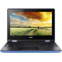 Acer Aspire R 11 R3-131T-P8RB 11.6-inch Laptop (Pentium N3700/4GB/500GB/Windows 10 Home/Intel HD Graphics), Blue