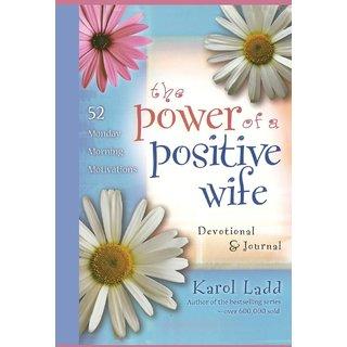 Power of a Positive Wife Devotional  Journal