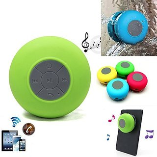 Portable-Waterproof-Bluetooth-Speaker-with-Suction-Cup-Mic