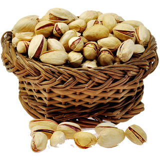 Indo Pistachio (Pista) - 200 gm Healthy and Tasty Snack
