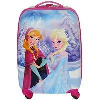 17inch Pink Frozen Trolly Bag - Blue 116