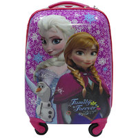 16inch Kids FRF Traveling Trolly Bag - Pink 109