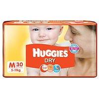 Huggies Care Diapers Medium, 32 U