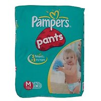 Pampers Pants Medium, 56 U