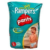 Pampers Pants Active Baby, Large, 48 U