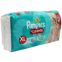 Pampers Pants Extra Large, Pack Of 48 U