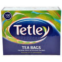 Tetley Tea Bags Pack Of 100 Sachets