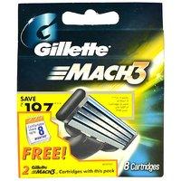 Gillette Mach 3 Cartridge 8N