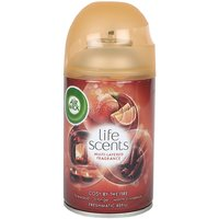 Airwick Lifescent Freshmatic Cosy By The Fire, Refill, 250 ml