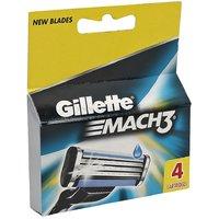Gillette Cartridge Mach 3 4 U