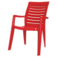 Nilkamal Chair, Model 2180 High Back With Arm