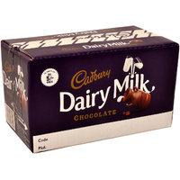 Cadbury Dairy Milk Chocolate Pack Of 72 X Rs. 5