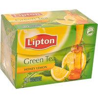 Lipton Green Tea Bag Lemon Honey, Pack Of 25 sachets