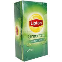 Lipton Green Tea Bags 100 Sachets