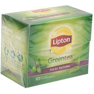 how to make tulsi green tea in hindi