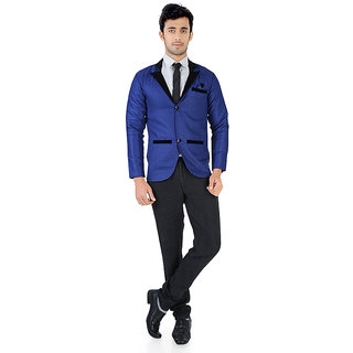 Nu abc Blue Blazer For Men