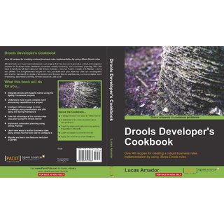 Drools Developers Cookbook