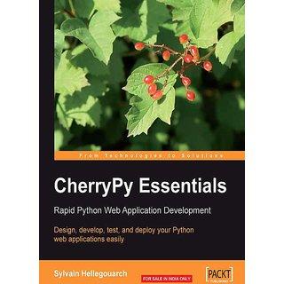 CherryPy Essentials Rapid Python Web Application Development