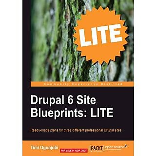 Drupal 6 Site Blueprints LITE