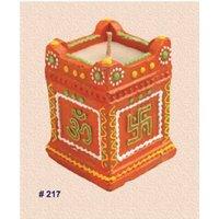 Sattva Decorative Diwali Dyias Set Of 5