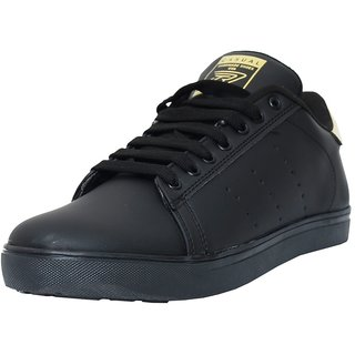 West Code Men'S Black Casual Shoes