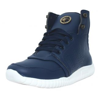 West Code Men'S Blue Casual Shoes