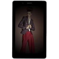 Micromax Canvas Tab P70221 7 Tablet (3G+Wifi Calling,16GB Intl Memory (Black)