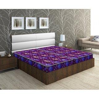 bellz single foam mattress 4inch combo offer pack of 2