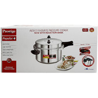 Prestige Pressure Cooker Popular Plus, 7.5 Litre