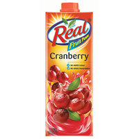 Real Cranberry Juice 1L