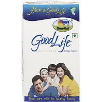 Nandini Goodlife  Milk 1 L Tetra Pack