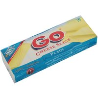 GO Processed Cheese Slices, 750 g