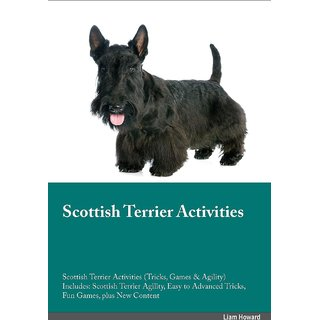 Scottish Terrier Activities Scottish Terrier Activities (Tricks, Games  Agility) Includes