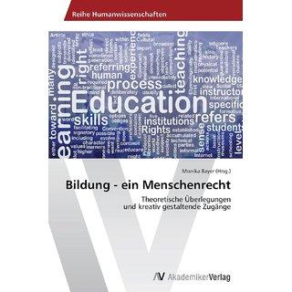 Bildung - ein Menschenrecht