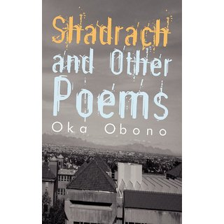 Shadrach and Other Poems