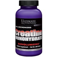 Ultimate Nutrition Creatine Monohydrate Unflavoured Unflavoured
