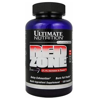 Ultimate Nutrition Red Zone Unflavoured 120 Caps
